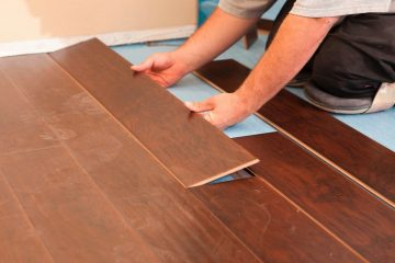 pisos laminados de madera