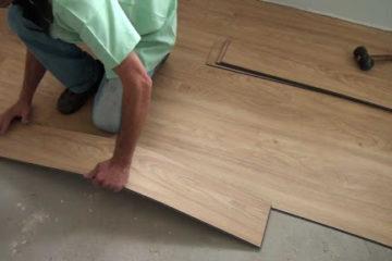 pisos vinílicos de fácil colocación