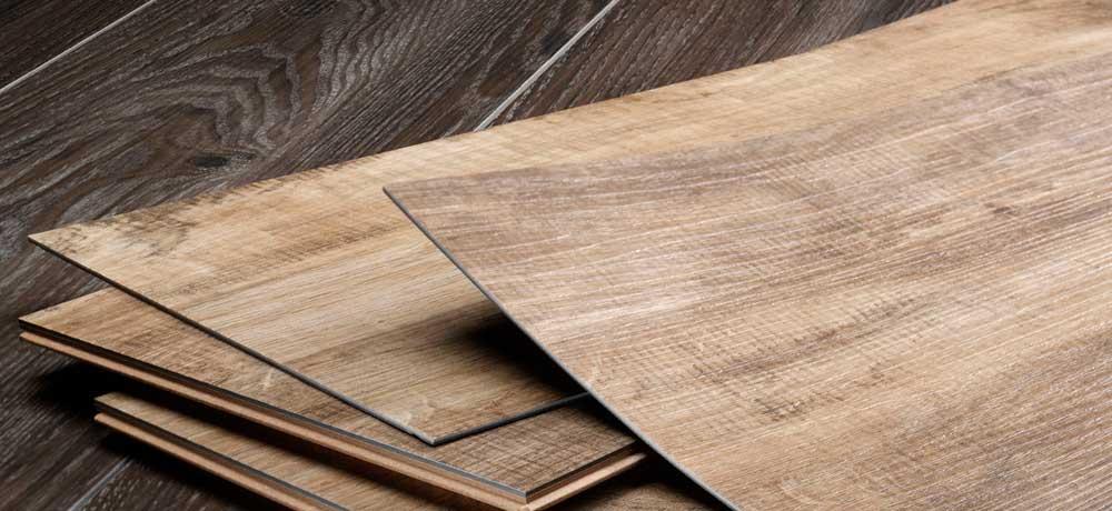pisos vinílicos de imitación madera