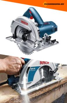 cortadora de madera bosch