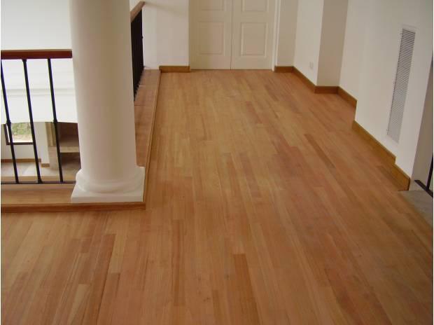 piso de madera de haya