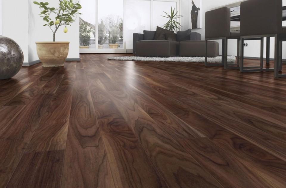 piso de madera de ingeniería natural