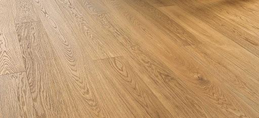 piso de madera roble
