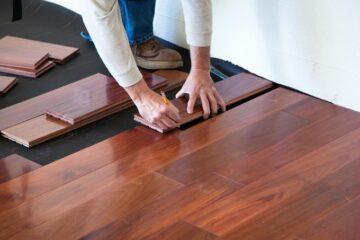 instalacion de pisos de madera