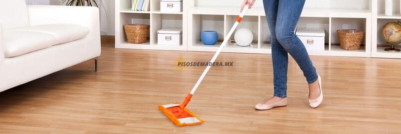 mantenimiento de pisos laminados