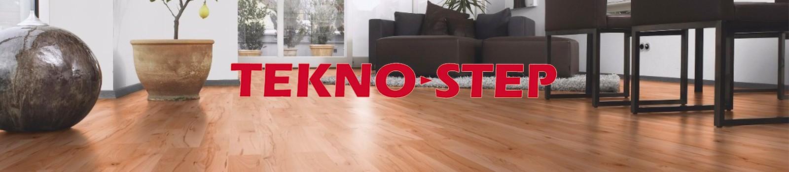 pisos laminados tekno step